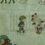Kewpie Doll Print