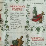Grandma's Recipe Kitchen Print