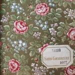 Label on Pink Rose Scheurer Sample